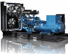高效节能柴油发电机组